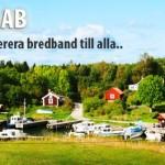 Trådlöst bredband till alla